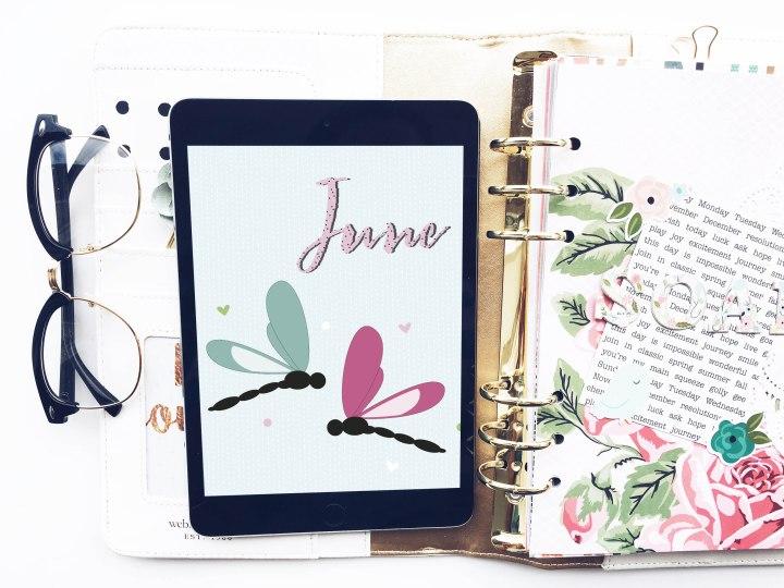 Juneberry  Dragonflies Wallpapers forJune
